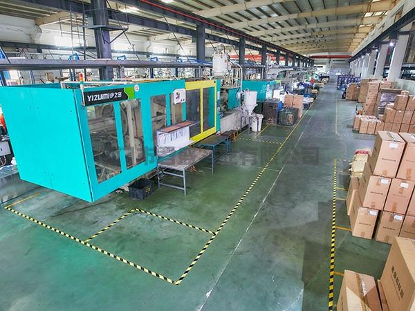 1200  T INJECTION MACHINE (1200 吨注塑机)