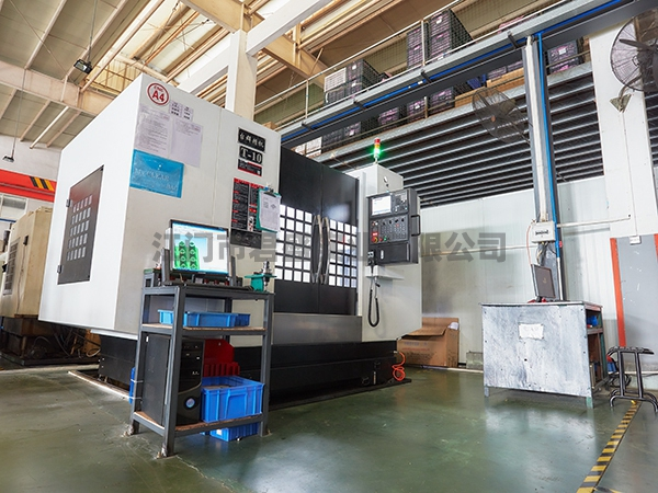 CNC Machine (数控加工中心)