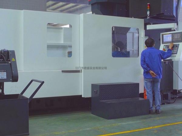大型龙门CNC加工中心